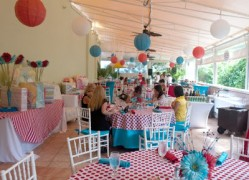 Thing 1 & Thing 2 Baby Shower