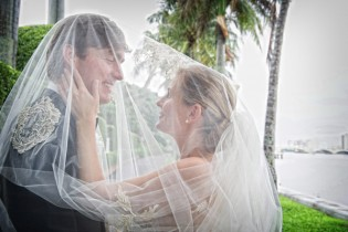 Heather and John- Breakers Palm Beach Wedding