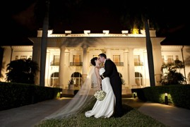 Kathy and Richard- Flagler Museum Wedding