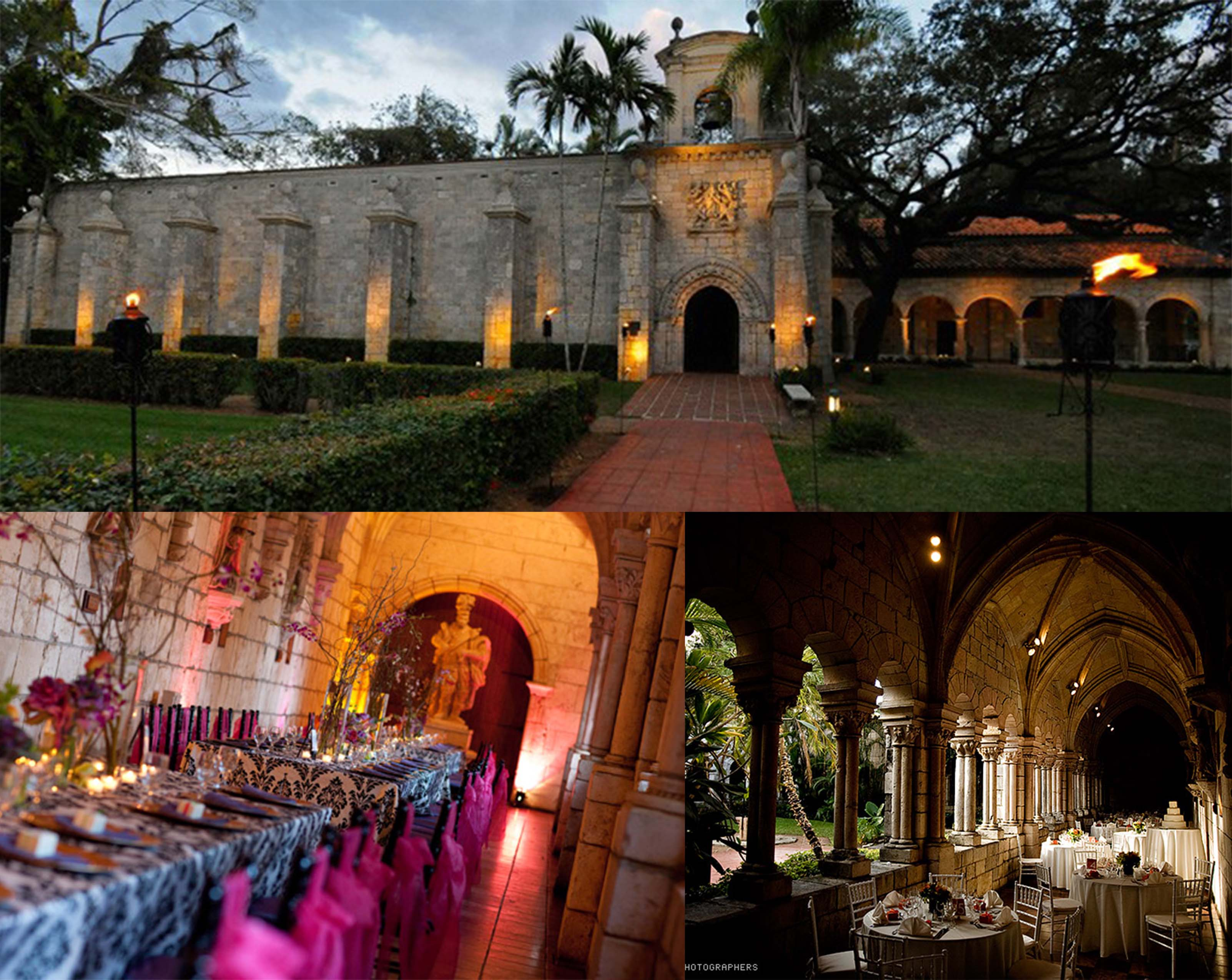 The Planning Companys Top South Florida Wedding Venues