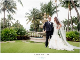 Rebecca and Romin- Breakers Palm Beach Wedding