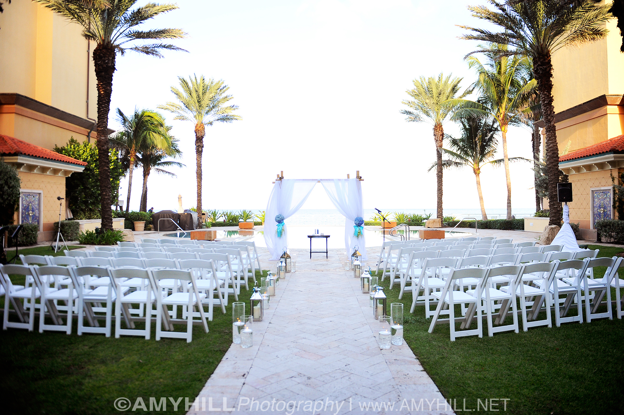 vanessa and joe eau palm beach wedding