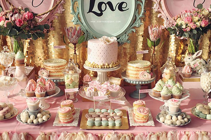 Top 5 wedding trend predictions for 2016 the planning company dessert bar junglespirit Choice Image