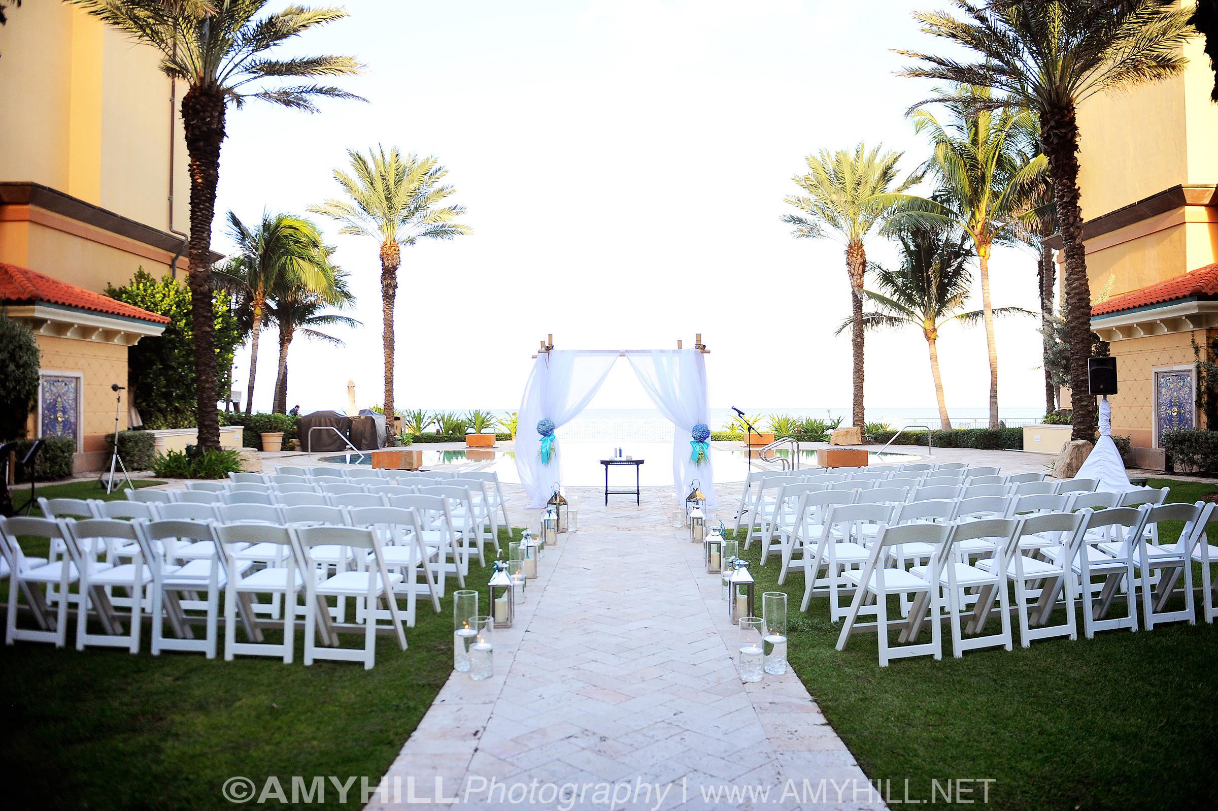 Vanessa And Joe Eau Palm Beach Wedding